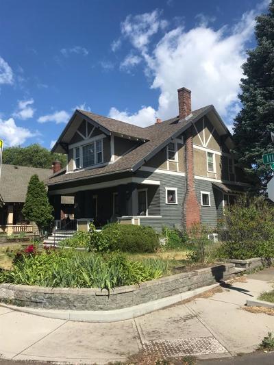 Single Family Home For Sale: 1123 E Illinois Ave