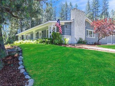 Spokane Single Family Home For Sale: 809 W Westover Rd