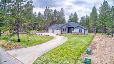 Single Family Home For Sale: 3217 E Elena Ln