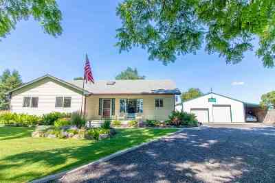 Otis Orchards WA Single Family Home For Sale: $499,900