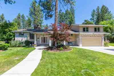 Spokane, Spokane Valley Single Family Home For Sale: 1107 E 26th Ave