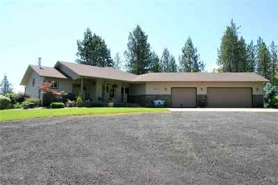 Mead Single Family Home For Sale: 6010 E Lowe Rd