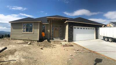 Spokane Single Family Home For Sale: 6007 N Hillmont Ln