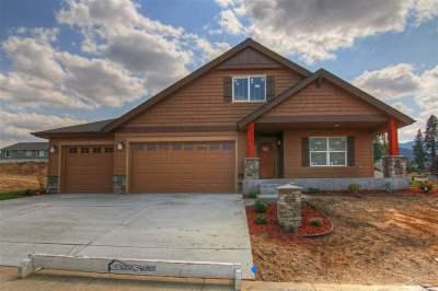 Spokane WA Single Family Home For Sale: $509,900