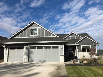 Spokane Single Family Home For Sale: 5716x W Regina Ln