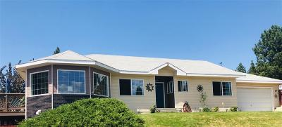 Otis Orchards WA Single Family Home For Sale: $359,900