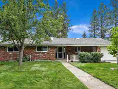 Spokane Single Family Home For Sale: 1516 W Ardmore Dr