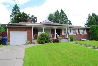 Single Family Home For Sale: 5304 N Greenwood Blvd