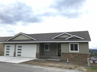 Spokane Valley Single Family Home For Sale: 2716 S Galway Ln