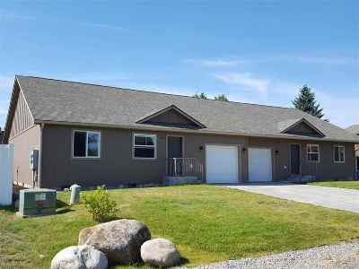 Spokane Valley Multi Family Home Ctg-Inspection: 12516 E Olive Ave #12518