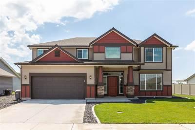 Spokane, Spokane Valley Single Family Home For Sale: 3415 W Prairie Breeze Ave