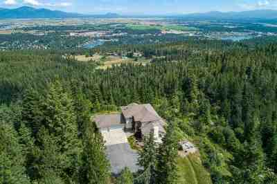 Coeur D Alene Single Family Home For Sale: 1175 S Reynolds Rd
