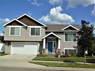 Spokane Valley Single Family Home Chg Price: 4904 N Boeing Rd