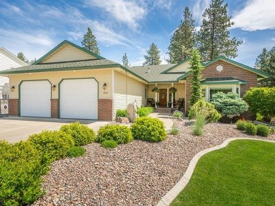 Otis Orchards WA Single Family Home For Sale: $500,000