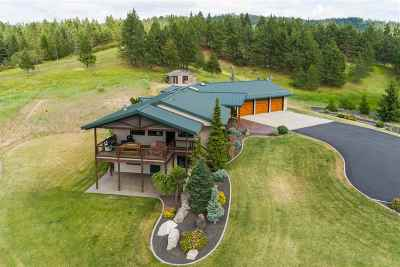 Spokane WA Single Family Home For Sale: $1,175,000