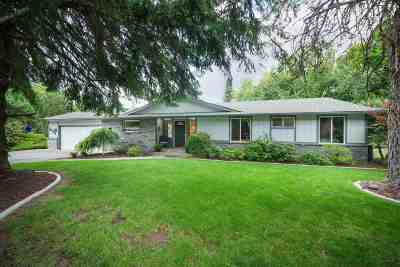Spokane Valley Single Family Home For Sale: 5005 S Mohawk Dr