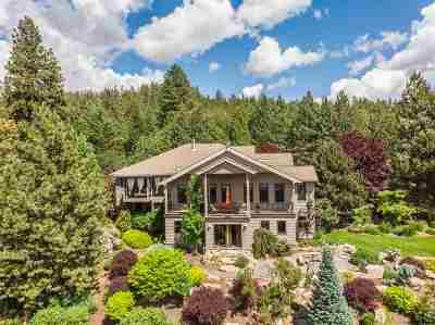 Spokane WA Single Family Home For Sale: $1,245,000