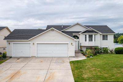 Spokane Valley Single Family Home Ctg-Inspection: 5313 N Calvin Rd