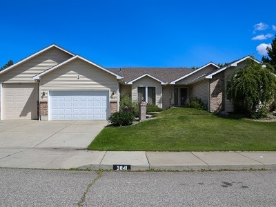 Spokane, Spokane Valley Single Family Home For Sale: 3841 S Loretta Dr