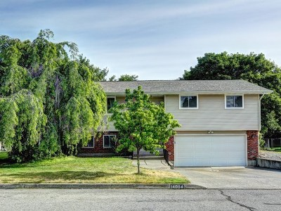 Spokane Valley Single Family Home For Sale: 14004 E 20th Ave