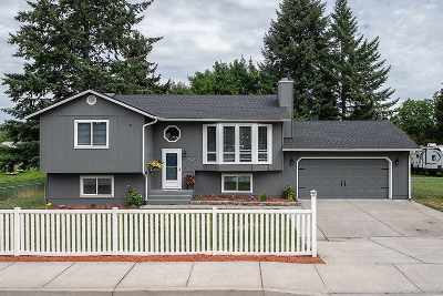 Spokane Valley Single Family Home Ctg-Inspection: 13413 E 16th Ave