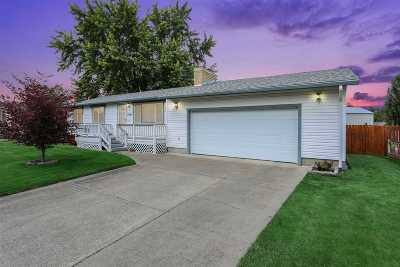 Spokane Valley Single Family Home Ctg-Inspection: 12611 E Skyview Ave