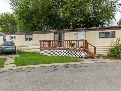 Spokane Valley Mobile Home For Sale: 9518 E 4th Ave #Lot 61