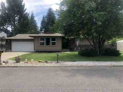 Spokane Valley Single Family Home For Sale: 11126 E 37th Ave