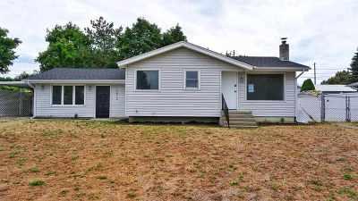 Spokane Single Family Home For Sale: 11612 E Augusta Ave