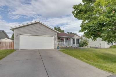 Spokane Valley Single Family Home For Sale: 307 S Morrow Ln