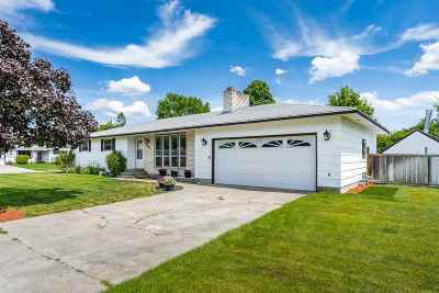 Spokane Valley Single Family Home Ctg-Inspection: 1907 S Bannen Rd