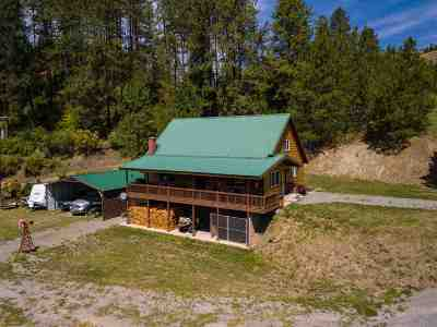 Single Family Home For Sale: 2595a & B Pleasant Valley Rd