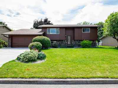 Spokane Valley Single Family Home New: 13910 E Nixon Ave