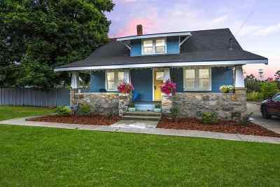 Spokane Single Family Home Chg Price: 9712 E Maringo Dr