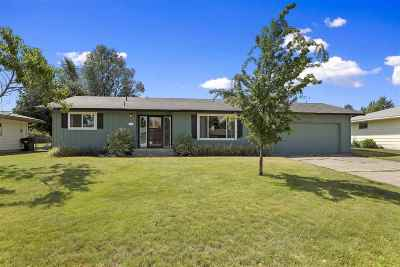 Spokane Valley Single Family Home New: 13524 E 5th Ave