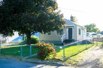 Spokane Valley Single Family Home New: 4423 N Ellen Rd