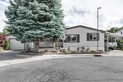 Spokane Valley Mobile Home Ctg-Sale Buyers Hm: 216 S Blueberry Pl #15