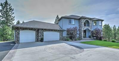 Spokane Single Family Home Chg Price: 6019 N Ella St