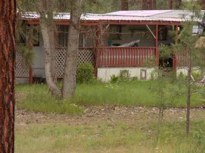 Nine Mile Falls Mobile Home For Sale: 6402 Lakeview Dr