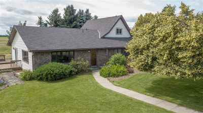 Spokane Single Family Home For Sale: 10312 N Ritchey Rd