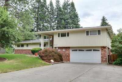 Spokane Valley Single Family Home New: 2107 S Union Rd
