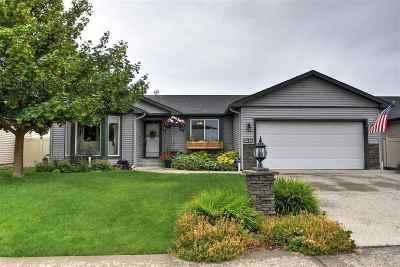 Eagle Ridge Single Family Home Bom: 1207 W Aspen View Ave