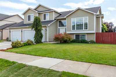 Spokane Valley Single Family Home New: 14924 E Crown Ave