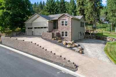 spokane Single Family Home New: 2025 W Gail Jean Ln