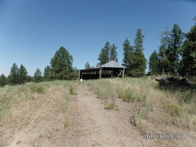 spokane Residential Lots & Land New: E Foothills Rd