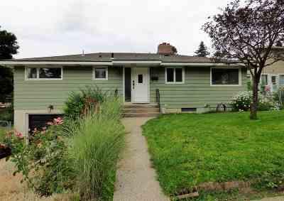 spokane Single Family Home New: 3623 E 9th Ave