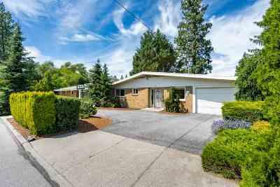 Spokane, Spokane Valley Single Family Home New: 3155 E 11th Ave