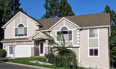 spokane Single Family Home New: 5110 N Emerald Ln