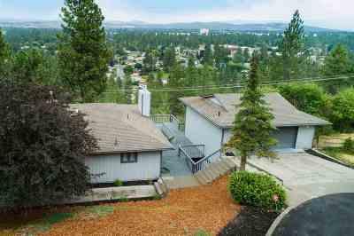 Spokane, Spokane Valley Single Family Home New: 7416 N Birch Ct