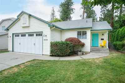 Spokane Single Family Home For Sale: 3108 N Pine Ct